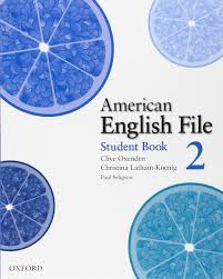 Buy American English File Level 2 Student Book With Online