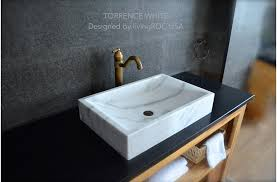 marble bathroom sink. 23\ Marble Bathroom Sink