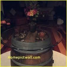 26 inch high end table fab glasirror round clear glass table top with 1