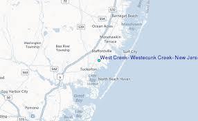 West Creek Westecunk Creek New Jersey Tide Station