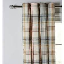 Gray and beige curtains Wall Argos Home Eyelet Printed Check Curtains Grey Argos Curtains Ready Made Thermal Blackout Curtains Argos