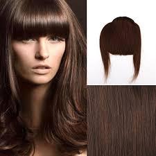 Clip In Ofina Remy 100 ľudské Vlasy 4 Hnedá