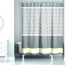 shower curtains target threshold stall white eyelet bathrooms extraordinary