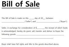 automobile bill of sale as is free bill of sale template download a free vehicle bill of sale