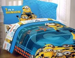 minion toddler bed set kids cute minion bedroom decor from deable me minion toddler bed minion toddler bed set