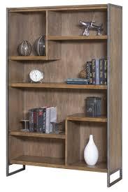 Kathy Ireland Living Room Furniture Kathy Ireland Home By Martin Belmont Asymmetrical 5 Shelf Bookcase