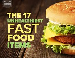 unhealthy fast food. Interesting Fast In Unhealthy Fast Food E