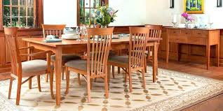 used dining room furniture what is shaker style furniture mesmerizing shaker style dining room table in