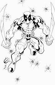 Free Printable Deadpool Coloring Pages For Kids For Dead Pool