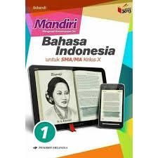 Ajukan pertanyaan tentang tugas sekolahmu. Buku Sekolah Mandiri Bahasa Indonesia 1 Untuk Sma Ma Kelas X K13n Erlangga Shopee Indonesia