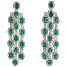 emerald green chandelier earrings emerald green chandelier earrings