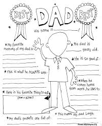 Small Picture Fathers Day Coloring Page Skip To My Lou