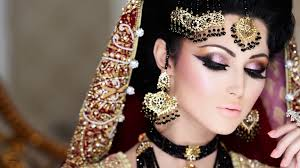 stani bridal hairstyles step by inspirational makeup