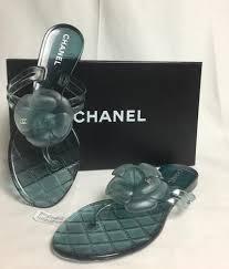 chanel flip flops. chanel soft pink suede cc logo charm clutch bag pouch flip flops