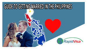 getting married in the philippines