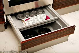 warming drawer under oven. Contemporary Warming Most People Use The Extra Storage Space To Put Away Baking Sheets Or Even A  Spare Inside Warming Drawer Under Oven