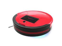 bobsweep pethair robotic vacuum. Unique Bobsweep BObsweep PetHair Robotic Vacuum Cleaner And Mop Rouge Throughout Bobsweep Pethair S