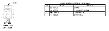 bosch oxygen sensor wiring diagram & o2 sensor wiring help in bosch oxygen sensor wiring diagram at Bosch O2 Sensor Wiring Diagram