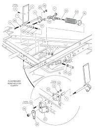 1985 club car wiring diagram wiring 1985 36 volt club car wiring 1985 club car wiring diagram accelerator pedal assembly 1985 club car electric wiring diagram