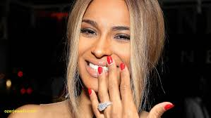 wendy williams wedding rings inspirational ciara shows f huge enement ring