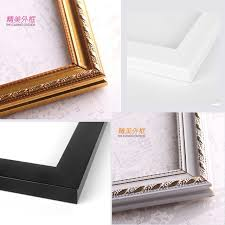 customized canvas oil painting diy custom frame big size picture inner frame without the painting just
