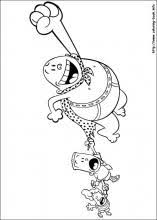 Captain Underpants Coloring Pages On Coloring Bookinfo
