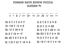 Literal Equationet Math Simple Equationsets Free For Algebra ...