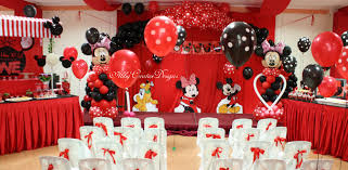 Pink And Black Minnie Mouse Decorations Minnie Mouse Party Supplies Red And Black Candy Buffet Pink