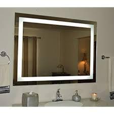 Amazon Wall Mounted Lighted Vanity Mirror LED MAM