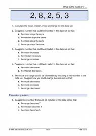 Kindergarten Maths Gcse Worksheets Math Higher Pdf Foundation ...