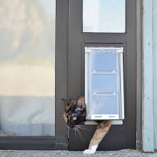 window pet door cat door for screen door large dog door for sliding glass door cat