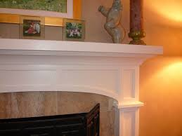custom craftsman fireplace surround by homecoming woodworks custommade com