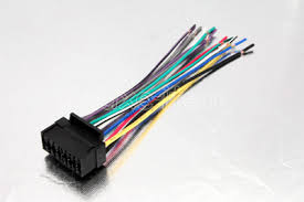 jvc car radio stereo 16 pin wire wiring harness cable ebay Jvc Wiring Harness click here to enlarge images jvc wiring harness diagram