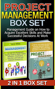cheap project management skills list project management project management box set management guide on how to acquire excellent skills and make successful