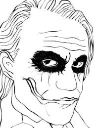 Small Picture Good The Joker Coloring Pages 15 For Your Free Colouring Pages