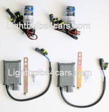 nissan replacement bulb guide 9005 hid conversion kit