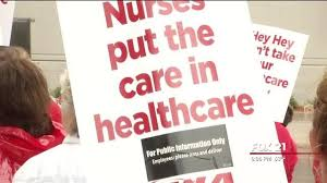 St. <b>Luke's</b> Nurses Schedule <b>Strike</b> Vote by End of Week - Fox21Online