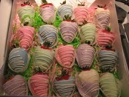 Best 25 Blue Chocolate Ideas On Pinterest  Frozen Theme Party Baby Shower Chocolate Strawberries