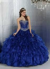 Online Shop Puffy <b>Royal Blue Quinceanera</b> Dresses Sweetheart ...