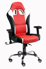 red office chairs. pitstop se office chair red \u0026 white chairs