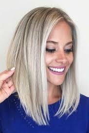 Long Hairstyle 84 Stunning 24 Amazing Ideas For Long Bob Haircuts Pinterest Straight Long