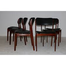previous next 1 2 3 4 5 6 7 set of 6 rosewood dining chairs by erik buch for oddense maskinsnedkeri