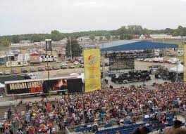 Problem Solving Mid State Fair Concert Seating Capacity