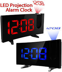 i reflect it on a projection alarm clock black x red led projector clock ceiling and