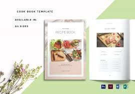 Pin By On Misc Cookbook Template Recipe Book Templates