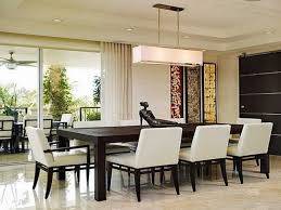 dining room rectangular table chandelier rectangle throughout designs 9