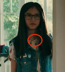 This always makes me want a peter kavinsky :(( also.everybrody wants to rule the world? 17 Little Details In To All The Boys I Ve Loved Before That Will Make You Love It Even More
