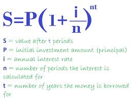 equation for figuring compound interest jennarocca