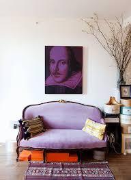 12 royally purple velvet sofas for the