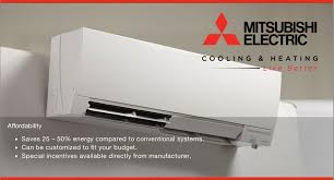 Mitsubishi Ductless Is A Mitsubishi Ductless Mini Split System Right For Your Home
